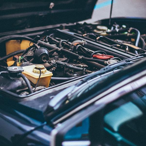 Service av bil
